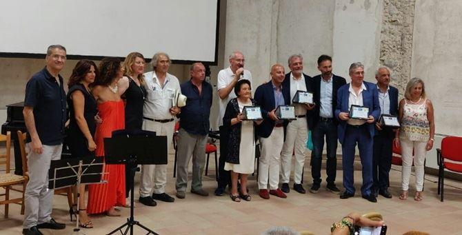 I partecipanti al premio
