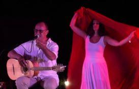 Dieci anni di tarantella, ovazione per Cavallaro a Portigliola