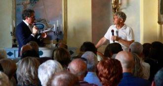 Antonio Forcellino chiude la rassegna «A Palazzo con lo Scrittore»