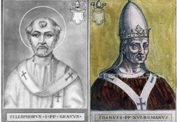 I Pontefici calabresi: il primo divenuto santo e l'anti-papa che morì sfigurato