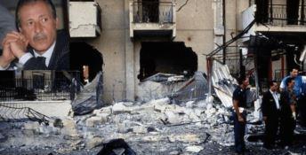 27 anni fa la strage di via D'Amelio, Palermo ricorda il giudice Borsellino