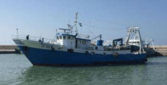 Libia, sequestrato peschereccio italiano nel golfo della Sirte
