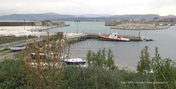Il porto di Catanzaro
