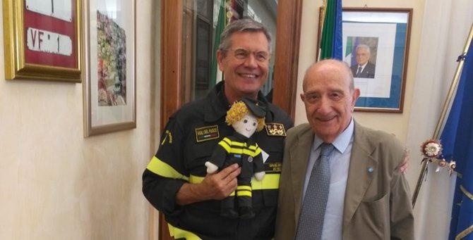 Francesco Samengo e Fabio Dattilo
