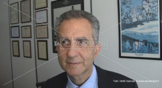 Nicola Leone, rettore dell'Unical