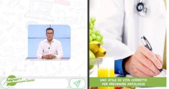 Uno stile di vita sano per prevenire malattie, il WhatsApp di Ugo Armando Cotilli