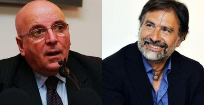 Mario Oliverio e Nicola Oddati