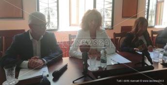Il ministro Barbara Lezzi