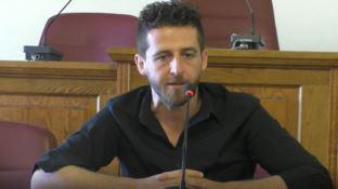 Il sindaco Flavio Stasi