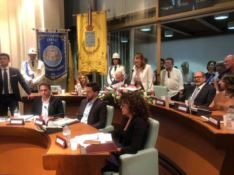 Il primo Consiglio comunale di Corigliano-Rossano