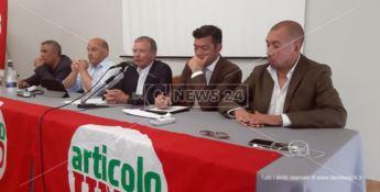 Sanità, Articolo Uno chiede una commissione d'inchiesta sulla Calabria