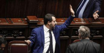 Decreto sicurezza bis, Salvini: «Cercano di bloccare gli emendamenti». E attacca Fico
