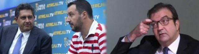 Toti, Salvini e Occhiuto