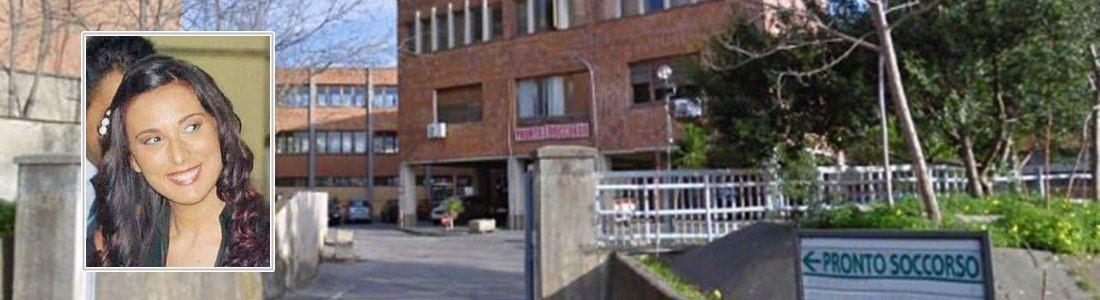 Santina Adamo e l'ospedale di Cetraro