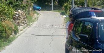 Lite tra vicini di casa nel Cosentino, un morto e un ferito