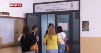La direzione generale dell'Azienda sanitaria provinciale di Catanzaro