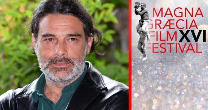 L'attore Marco Leonardi