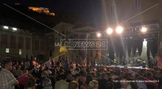 Cosenza, si apre la settimana dei concerti del Festival delle Invasioni