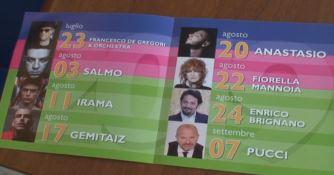 Soverato, la grande musica di Francesco De Gregori apre la Summer Arena