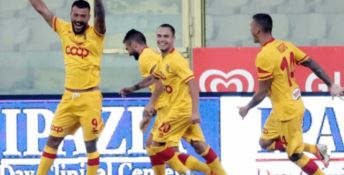 Il Catanzaro vince in Coppa Italia: buona prova dei nuovi acquisti