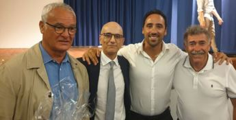 Partita del riscatto, al Carcere minorile anche gli ex calciatori Palanca e Ranieri