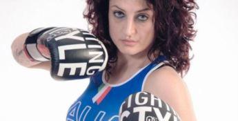 Kickboxing, la cosentina Romina Cozzolino vola in Nazionale per i Mondiali