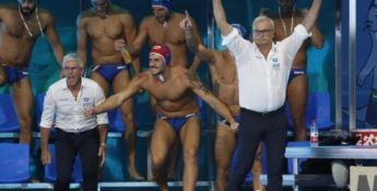 Settebello stratosferico, l'Italia è campione del mondo di pallanuoto