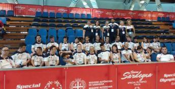 Gli atleti della Andromeda Polisportiva