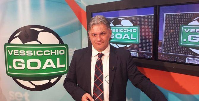 Il giornalista Sergio Vessicchio