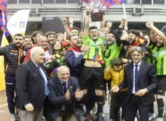 CALCIO A 5 | Il Nausicaa si aggiudica la Coppa Calabria