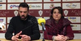 La conferenza stampa del presidente Modafferi