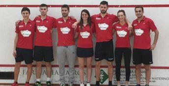 Squash, la IGreco salda al comando del campionato nazionale