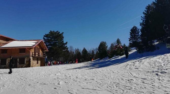 La neve in Sila