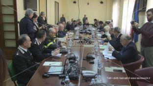 Attivata la task force per la prevenzione degli incendi boschivi