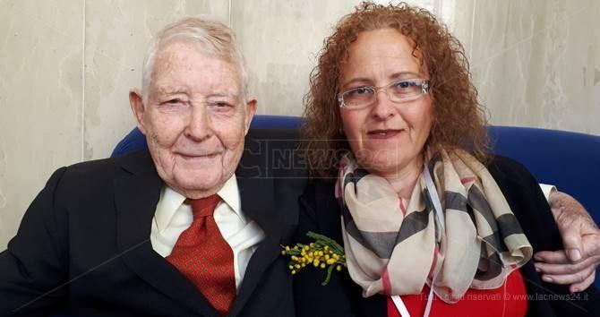 Reg Green e Maria Pia