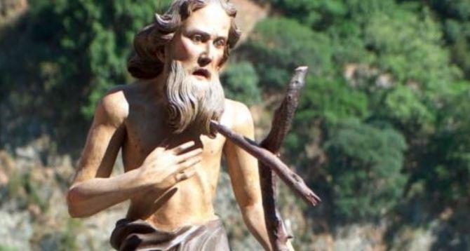 La statua trafugata