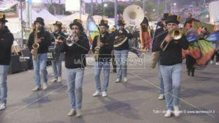 Cosenza, la Gran parata apre ufficialmente la Fiera di San Giuseppe