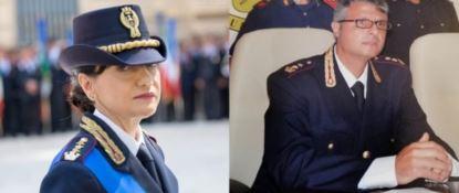 Reggio, promozioni e nuove nomine per la Polizia