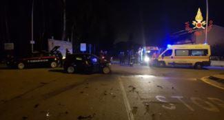 Incidente a Sellia Marina