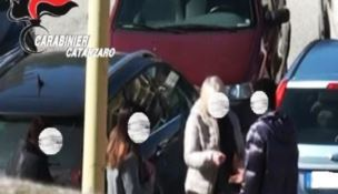Parcheggiatori abusivi