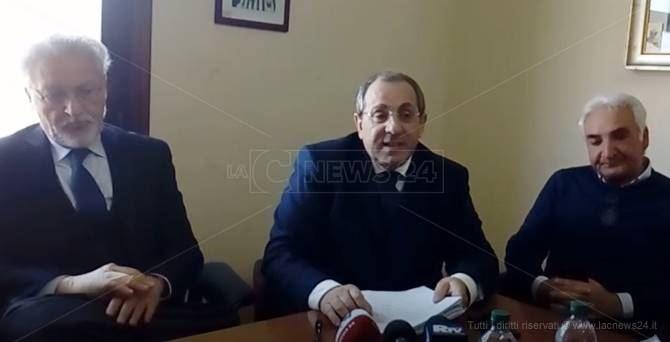 Il procuratore Sferlazza, il prefetto di Bari e il sindaco Tripodi