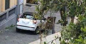 L'auto in questione