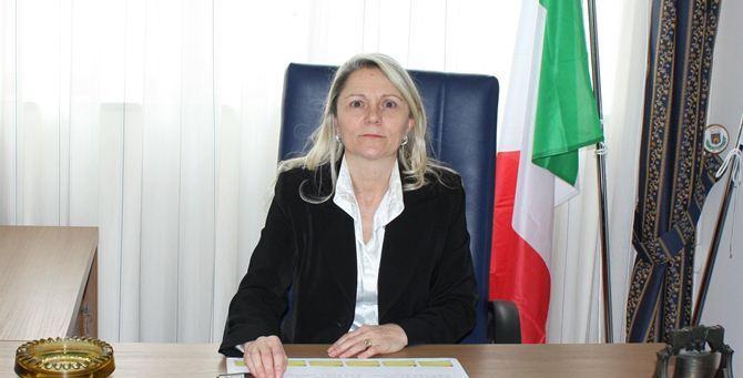 Il commissario prefettizio Costanza Pino