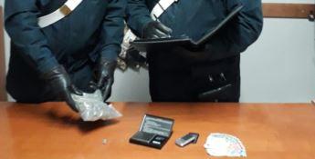 Belvedere Marittimo, giovane commerciante arrestato per droga