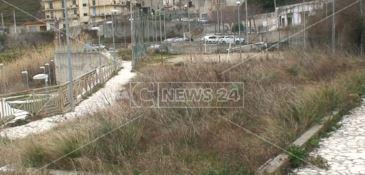Catanzaro, degrado nel quartiere Gagliano: la denuncia dei cittadini