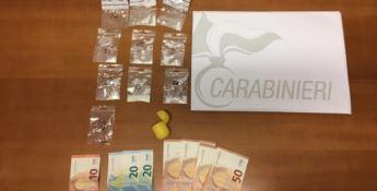 Spaccio di droga, arrestato pregiudicato a Praia a Mare