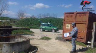 Maladepurazione a Bisignano, denunce e sequestri