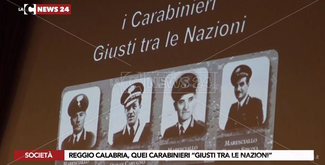 I quattro carabinieri