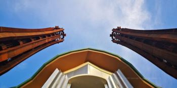 A Lamezia la prima cattedrale d'acciaio italiana