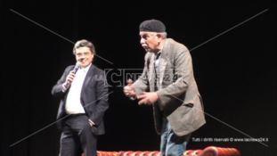Reggio, il duo Guarneri- La Rosa travolge il teatro Cilea